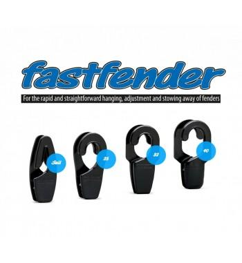 Wieszaki Fastfender na reling