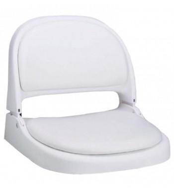 FOTEL SKŁADANY WHITE SEAT&BACK
