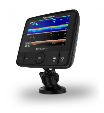 DRAGONFLY 7PRO SONAR CHIRP,...