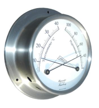 Higrometr + termometr...