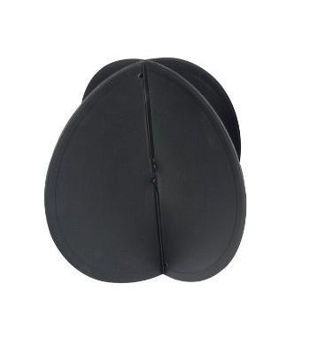 Kula sygnałowa czarna 35 cm